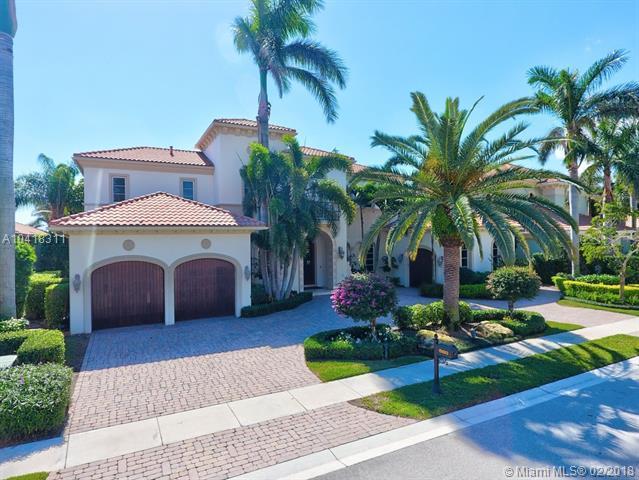 680 Hermitage Cir, Palm Beach Gardens, FL 33410 (MLS #A10418311) :: The Teri Arbogast Team at Keller Williams Partners SW