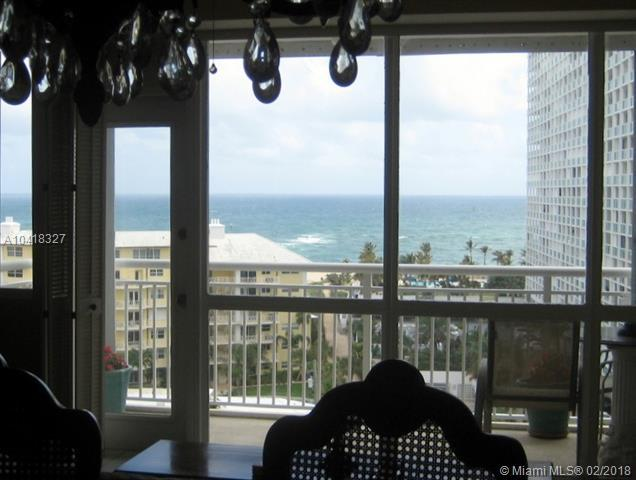 1920 S Ocean Dr #1010, Fort Lauderdale, FL 33316 (MLS #A10418327) :: The Teri Arbogast Team at Keller Williams Partners SW