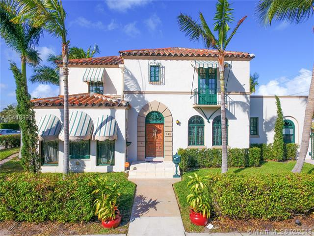 545 37th St, West Palm Beach, FL 33407 (MLS #A10418332) :: The Teri Arbogast Team at Keller Williams Partners SW