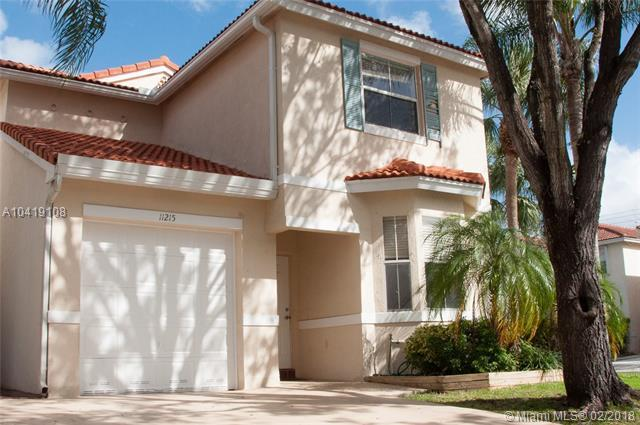11215 Quiet Water Way #11215, Cooper City, FL 33026 (MLS #A10419108) :: The Chenore Real Estate Group