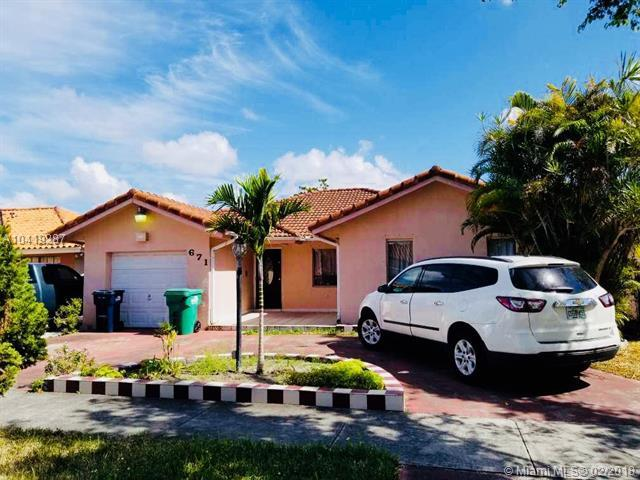 671 NW 132nd Pl, Miami, FL 33182 (MLS #A10419287) :: The Teri Arbogast Team at Keller Williams Partners SW