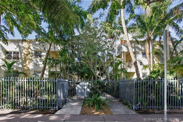 736 Lenox Ave B7, Miami Beach, FL 33139 (MLS #A10419594) :: The Teri Arbogast Team at Keller Williams Partners SW