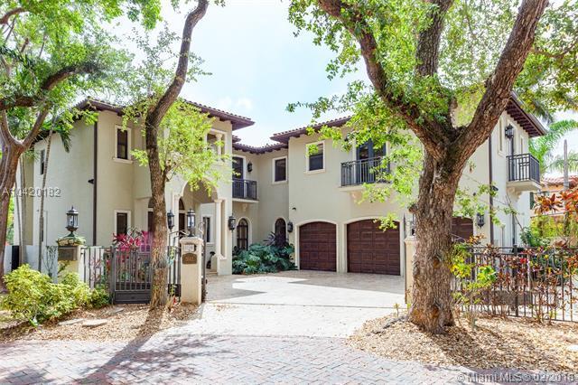 1840 Micanopy Ave, Miami, FL 33133 (MLS #A10420182) :: The Teri Arbogast Team at Keller Williams Partners SW