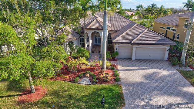 12778 NW 69th Ct, Parkland, FL 33076 (MLS #A10420251) :: Green Realty Properties