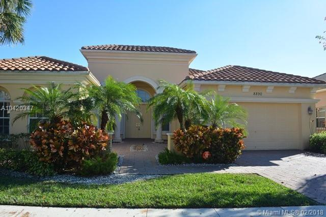 8890 Via Brilliante, Wellington, FL 33411 (MLS #A10420347) :: The Teri Arbogast Team at Keller Williams Partners SW