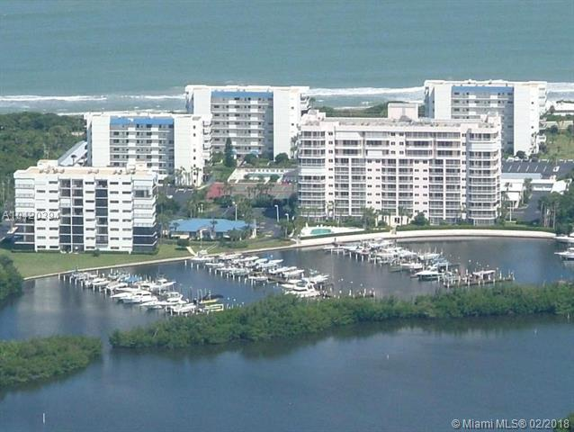 5163 N Florida A1a #419, Hutchinson Island, FL 34949 (MLS #A10420394) :: The Teri Arbogast Team at Keller Williams Partners SW