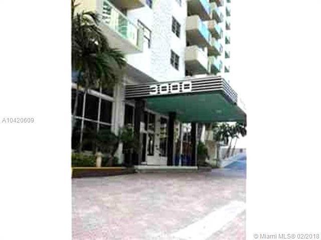 3000 S Ocean Dr #1216, Hollywood, FL 33019 (MLS #A10420609) :: The Teri Arbogast Team at Keller Williams Partners SW