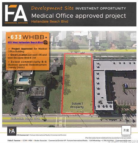 633 W Hallandale, Hallandale, FL 33009 (MLS #A10420762) :: United Realty Group