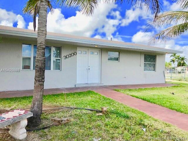 30200 SW 155th Ave, Homestead, FL 33033 (MLS #A10420888) :: The Teri Arbogast Team at Keller Williams Partners SW