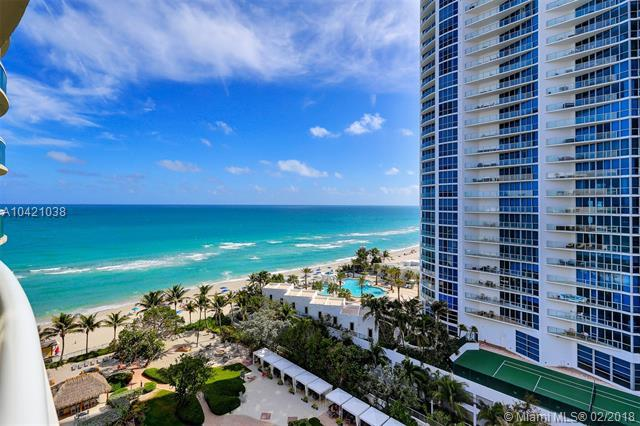 3001 S Ocean Dr #1219, Hollywood, FL 33019 (MLS #A10421038) :: United Realty Group