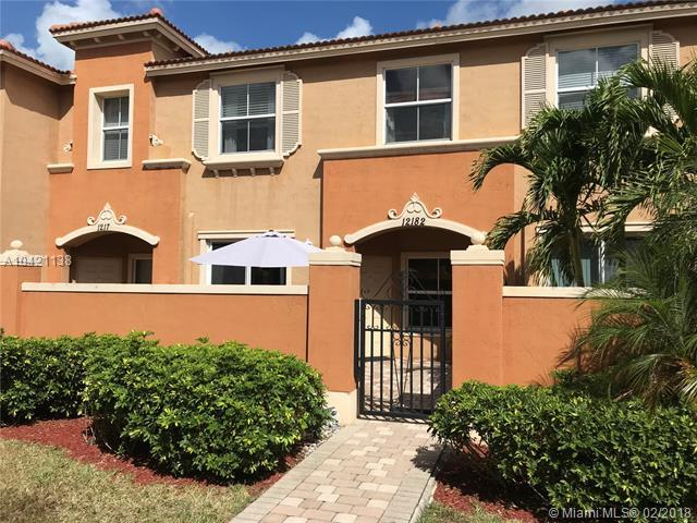 12182 SW 25th Ct #1709, Miramar, FL 33025 (MLS #A10421138) :: Stanley Rosen Group