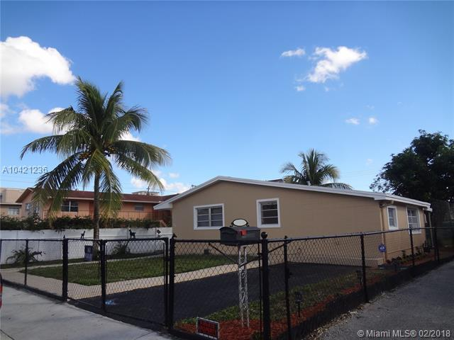 166 E 6th St, Hialeah, FL 33010 (MLS #A10421236) :: The Teri Arbogast Team at Keller Williams Partners SW