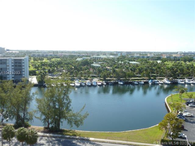 500 Three Islands Blvd #811, Hallandale, FL 33009 (MLS #A10421393) :: The Teri Arbogast Team at Keller Williams Partners SW
