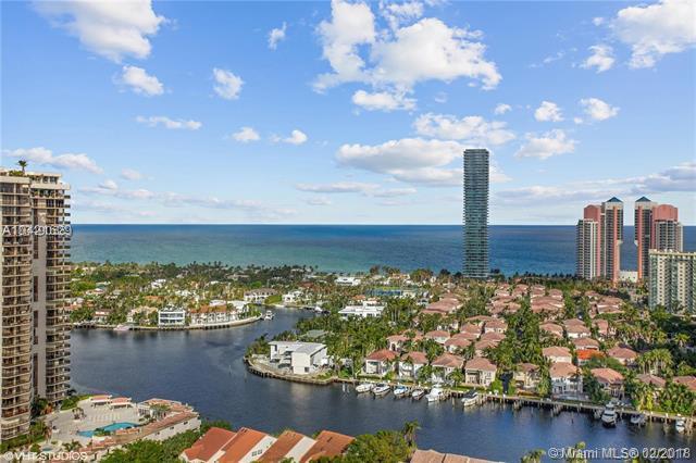 19500 Turnberry Way 17-F, Aventura, FL 33180 (MLS #A10421629) :: Green Realty Properties