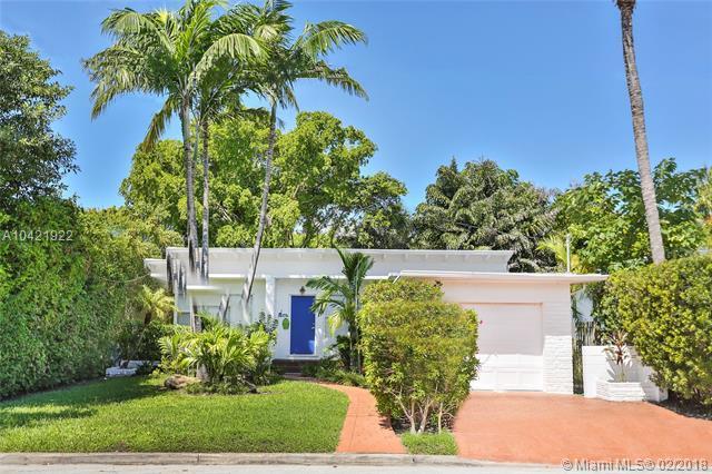 8910 Garland Ave, Surfside, FL 33154 (MLS #A10421922) :: Stanley Rosen Group