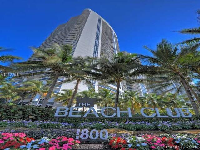 1800 S Ocean Dr #4310, Hallandale, FL 33009 (MLS #A10422042) :: The Chenore Real Estate Group