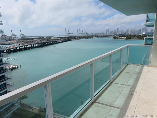 650 West Ave #1202, Miami Beach, FL 33139 (MLS #A10422234) :: The Teri Arbogast Team at Keller Williams Partners SW