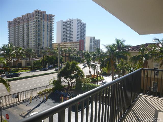 2049 S Ocean Dr #309, Hallandale, FL 33009 (MLS #A10422374) :: The Chenore Real Estate Group