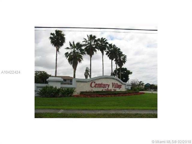 13455 SW 9TH CT 401J, Pembroke Pines, FL 33027 (MLS #A10422424) :: The Chenore Real Estate Group