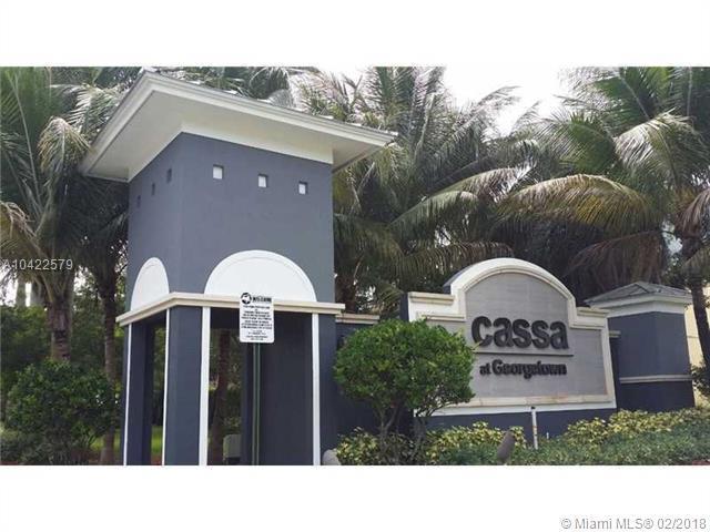 3410 NW 13th St #3410, Lauderhill, FL 33311 (MLS #A10422579) :: Green Realty Properties