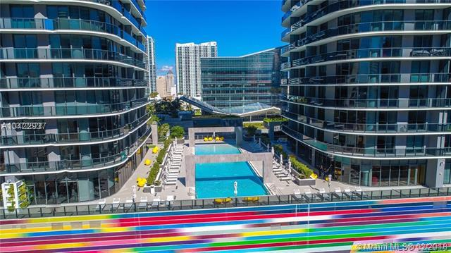 55 SW 9th St #3301, Miami, FL 33130 (MLS #A10422937) :: The Riley Smith Group