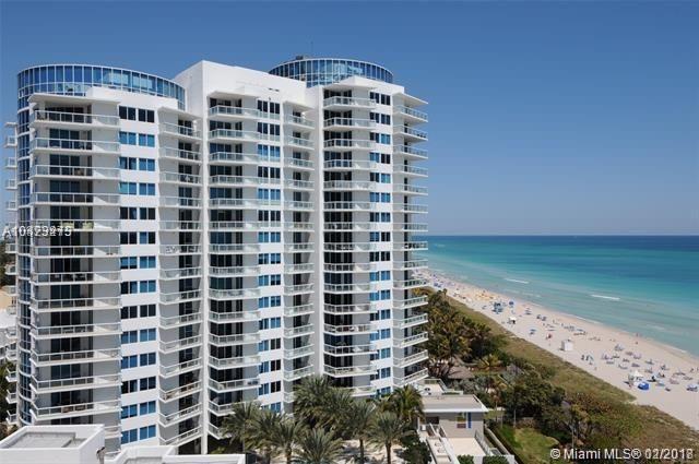 3801 Collins Ave #1403, Miami Beach, FL 33140 (MLS #A10423273) :: Albert Garcia Team