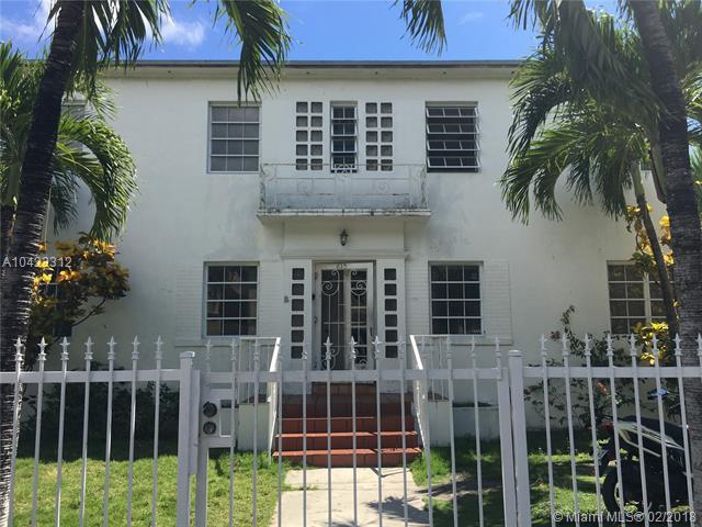 635 Lenox Ave, Miami Beach, FL 33139 (MLS #A10423312) :: The Teri Arbogast Team at Keller Williams Partners SW