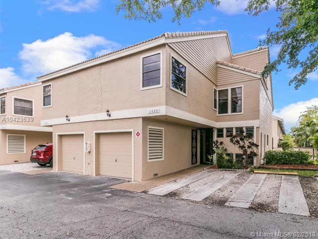 11688 NW 20th Dr #11688, Coral Springs, FL 33071 (MLS #A10423639) :: Stanley Rosen Group