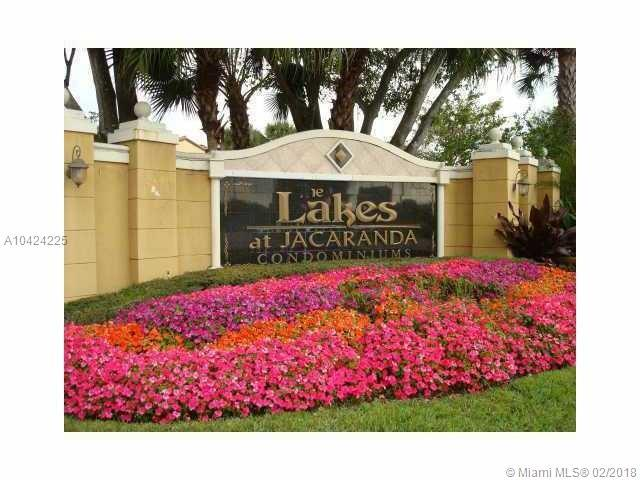 10725 Cleary Blvd #306, Plantation, FL 33324 (MLS #A10424225) :: Stanley Rosen Group