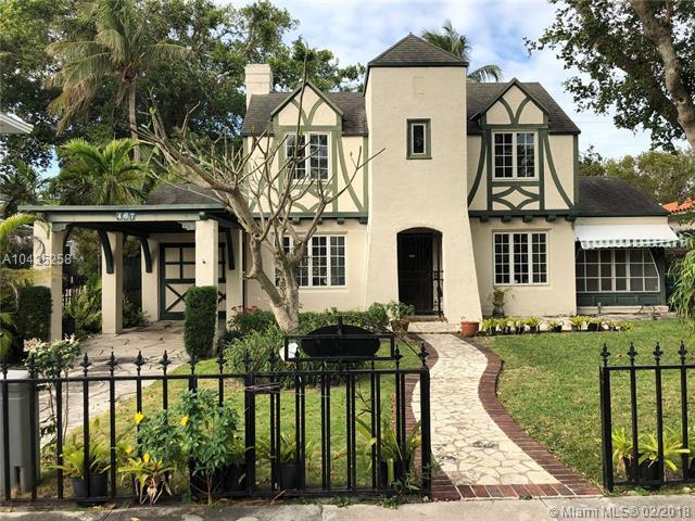 467 NE 55th Ter, Miami, FL 33137 (MLS #A10425258) :: The Jack Coden Group