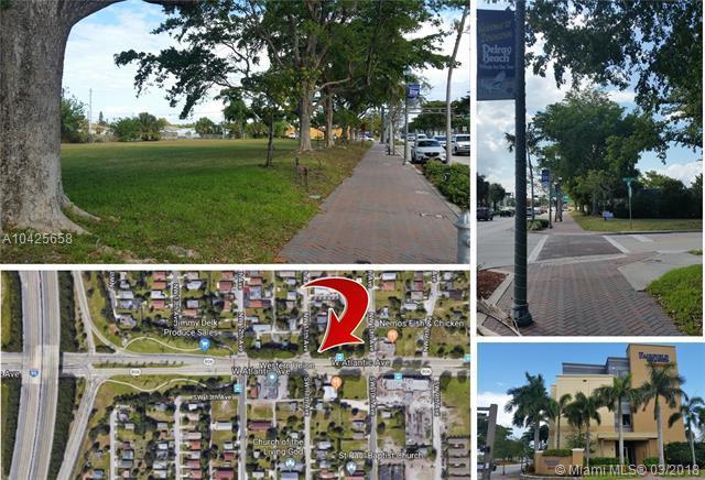 W Atlantic Ave, Delray Beach, FL 33444 (MLS #A10425658) :: Green Realty Properties