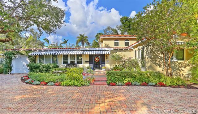 5881 SW 49 St, Miami, FL 33155 (MLS #A10425736) :: Green Realty Properties