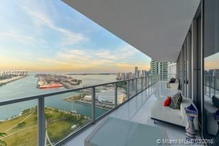 1100 Biscayne Blvd #5002, Miami, FL 33132 (MLS #A10427277) :: Green Realty Properties