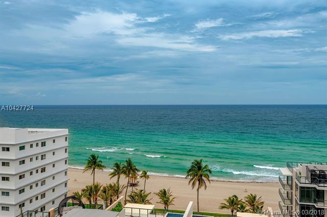2101 S Ocean Dr #1102, Hollywood, FL 33019 (MLS #A10427724) :: Green Realty Properties