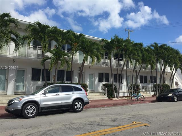 745 13th St #3, Miami Beach, FL 33139 (MLS #A10429833) :: Green Realty Properties