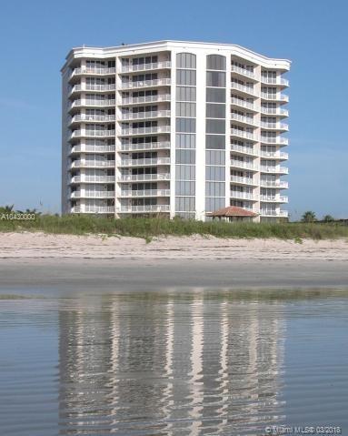3000 N A1a 8D, Hutchinson Island, FL 34949 (MLS #A10430000) :: Prestige Realty Group