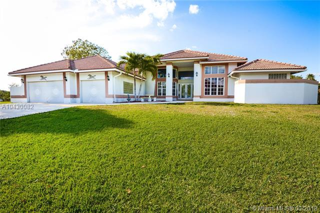 19001 50th Street, Southwest Ranches, FL 33321 (MLS #A10430082) :: RE/MAX Presidential Real Estate Group