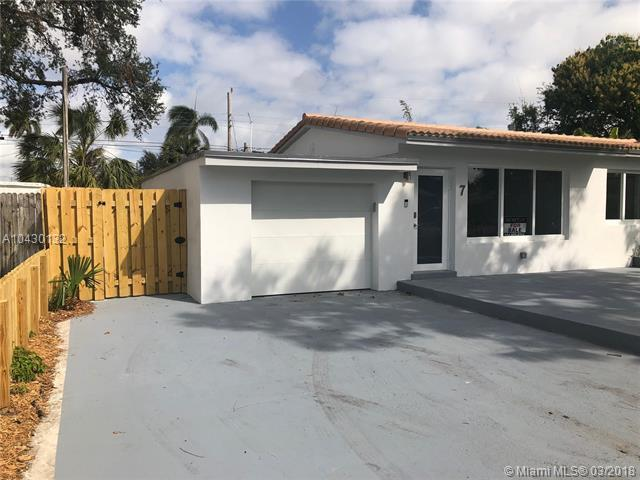 7 NE 26th Ct, Wilton Manors, FL 33334 (MLS #A10430132) :: Live Work Play Miami Group
