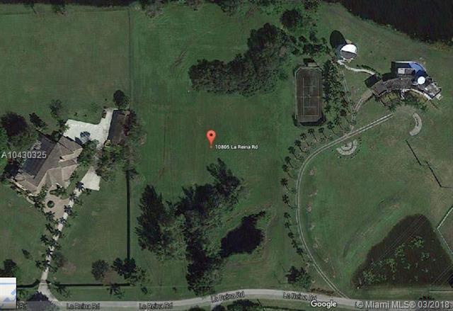 10805 La Reina Rd, Delray Beach, FL 33446 (MLS #A10430325) :: Green Realty Properties