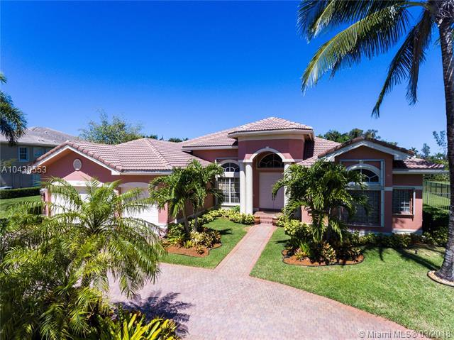 10921 Pine Lodge Trl, Davie, FL 33328 (MLS #A10430553) :: RE/MAX Presidential Real Estate Group