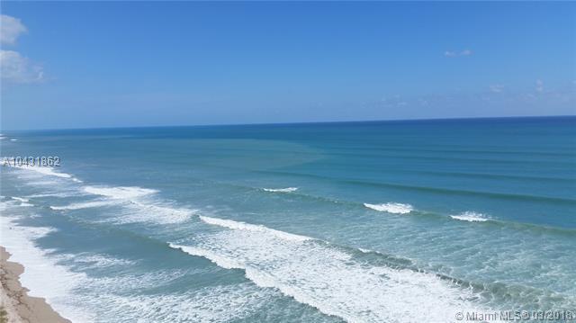 5420 N Ocean Dr #2401, Singer Island, FL 33404 (MLS #A10431862) :: Green Realty Properties