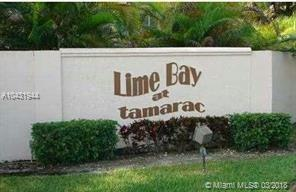 9301 Lime Bay Blvd #303, Tamarac, FL 33321 (MLS #A10431944) :: Green Realty Properties