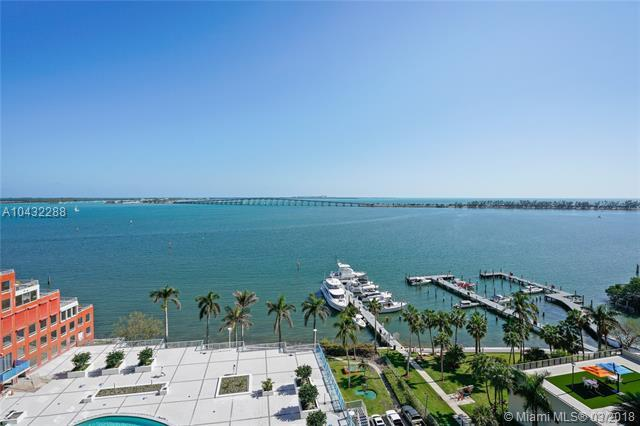 1541 Brickell Ave A1401, Miami, FL 33129 (MLS #A10432288) :: The Erice Group