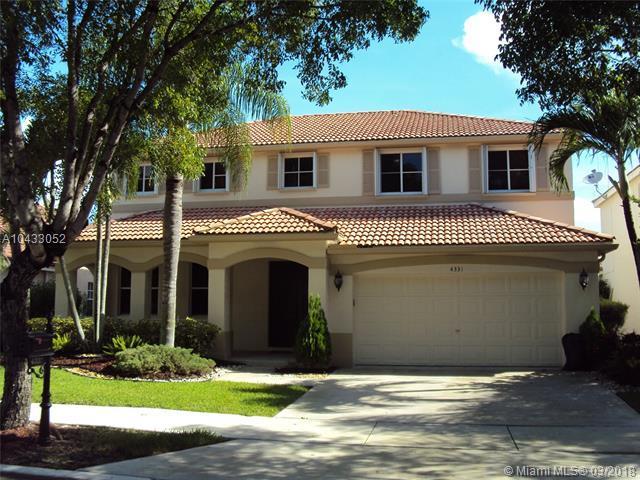 4331 Fox Hollow, Weston, FL 33331 (MLS #A10433052) :: Green Realty Properties