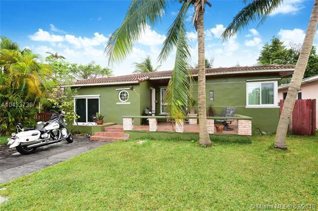 9057 Froude Ave, Surfside, FL 33154 (MLS #A10433730) :: Green Realty Properties