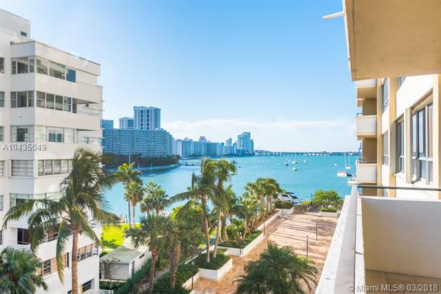 11 Island Ave #610, Miami Beach, FL 33139 (MLS #A10435049) :: Stanley Rosen Group