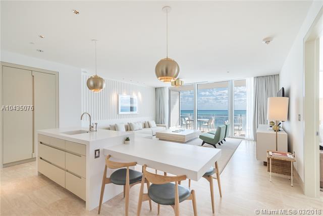 9111 Collins N811, Surfside, FL 33154 (MLS #A10435076) :: Green Realty Properties