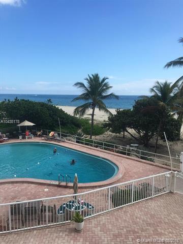 710 N Ocean Blvd #205, Pompano Beach, FL 33062 (MLS #A10435178) :: Stanley Rosen Group