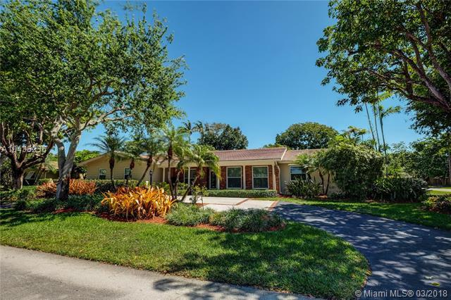 11595 SW 72nd Ct, Pinecrest, FL 33156 (MLS #A10435236) :: The Erice Group