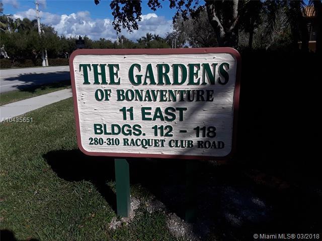 304 Racquet Club Rd #105, Weston, FL 33326 (MLS #A10435651) :: Melissa Miller Group